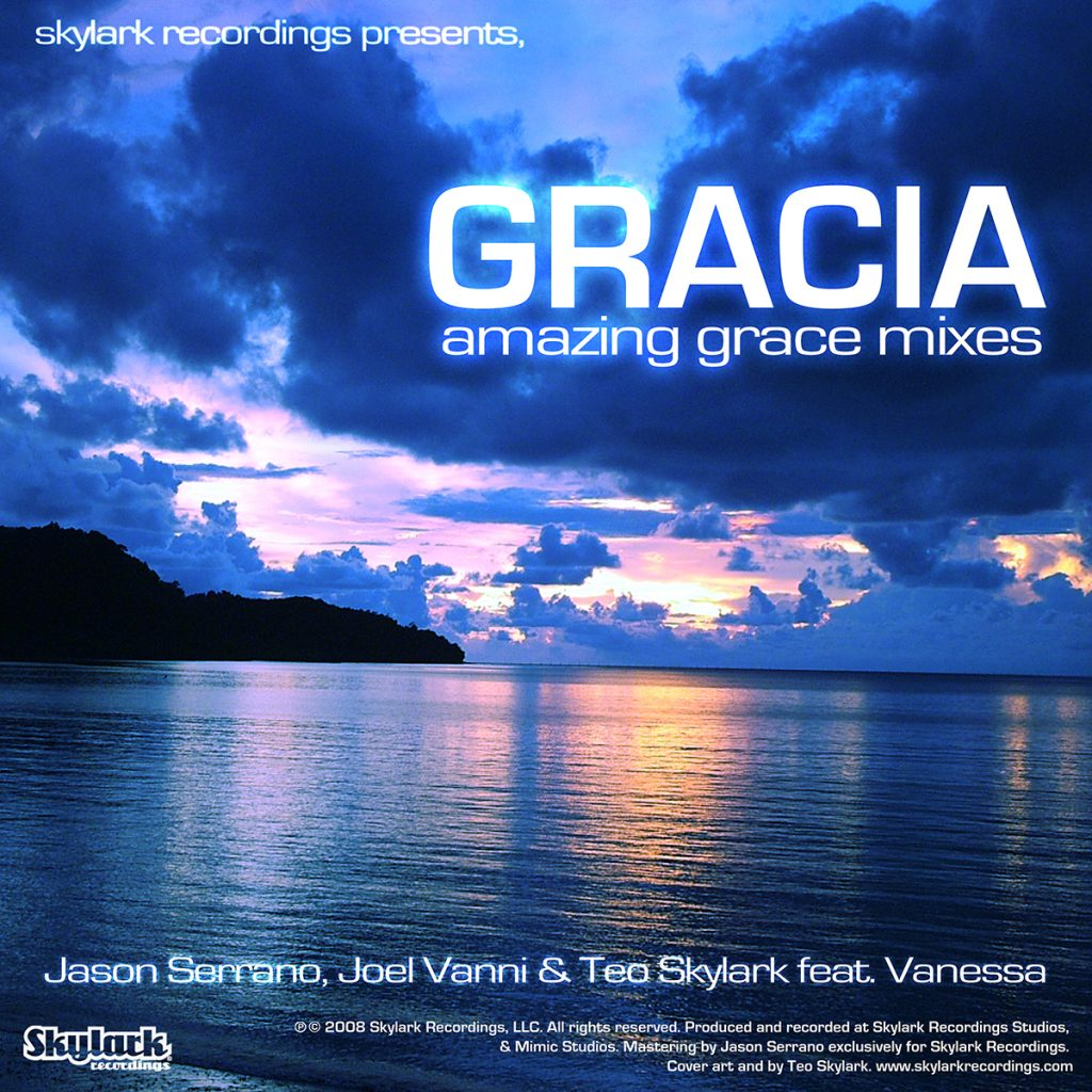 Gracia – Album Cover