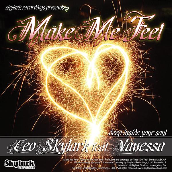 Make Me Feel – Cover